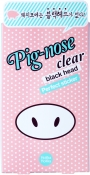 Holika Holika Pig-Nose Clear Black Head Perfect Sticker Очищающая полоска для носа